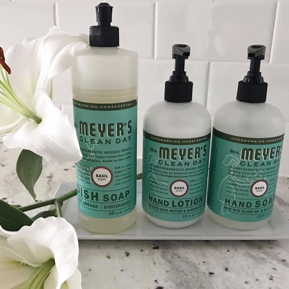 donu0027t miss out on your free mrs meyeru0027s set in your choice of scents u2022free mrs meyeru0027s dish soap